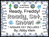 Ready, Freddy! Ready, Set, Snow! (Klein) Novel Study / Comprehension (25 pages)