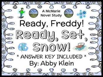 Ready, Freddy! Ready, Set, Snow! (Klein) Novel Study / Rea