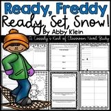 Ready Freddy Ready Set Snow Novel Study