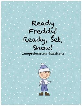 Ready Freddy! Ready, Set, Snow comprehension questions