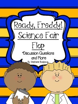 Ready, Freddy! Science Fair Flop
