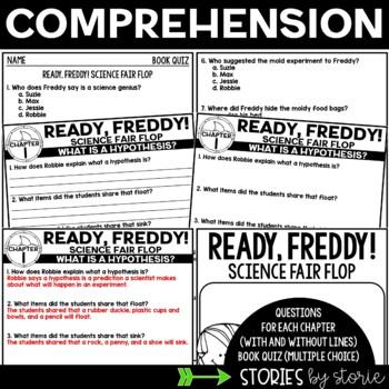 Ready, Freddy! Science Fair Flop
