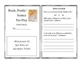 Ready Freddy! Science Fair Flop Book Study