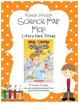 Ready, Freddy! Science Fair Flop (Lit Study)