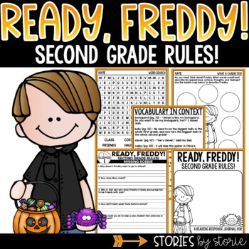 Ready, Freddy! Second Grade Rules!
