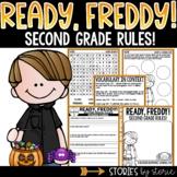 Ready, Freddy! Second Grade Rules!