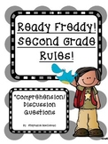 Ready Freddy!  Second Grade Rules!