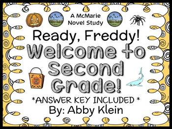 Ready, Freddy! Welcome to Second Grade! (Abby Klein) Novel