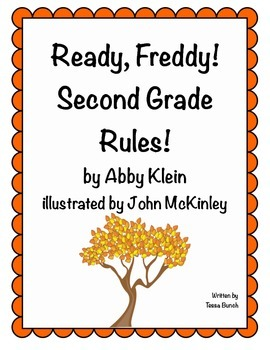 Ready, Freddy! Second Grade Rules Novel Study