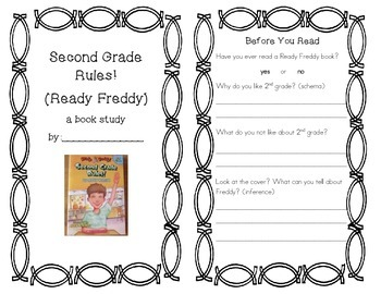 Ready, Freddy: Second Grade Rules (Welcome to Second Grade)