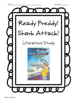 Ready Freddy! Shark Attack!