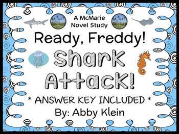 Ready, Freddy! Shark Attack! (Abby Klein) Novel Study / Re