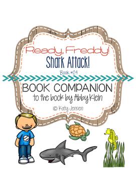 Ready, Freddy! Shark Attack! Book Companion