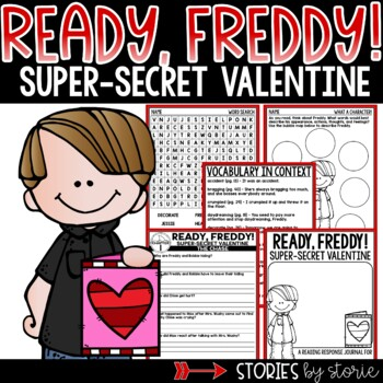 Ready, Freddy! Super-Secret Valentine