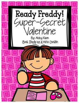 Ready Freddy! Super-Secret Valentine