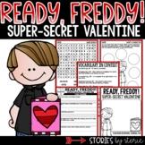 Ready, Freddy! Super-Secret Valentine | Printable and Digital