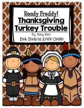 Ready Freddy Thanksgiving Turkey Trouble