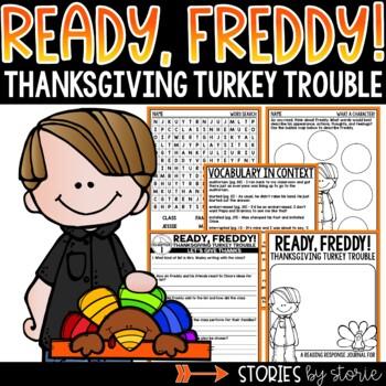 Ready, Freddy! Thanksgiving Turkey Trouble