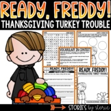 Ready, Freddy! Thanksgiving Turkey Trouble