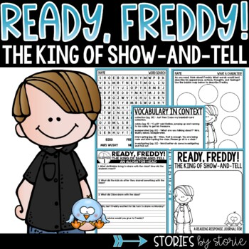 Ready, Freddy! The King of Show-and-Tell