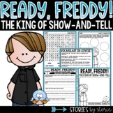 Ready, Freddy! The King of Show-and-Tell | Printable and Digital
