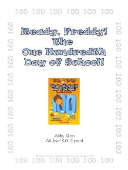 Ready Freddy - The One Hundredth Day of School