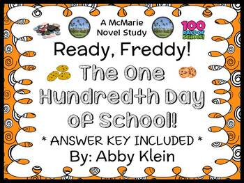 Ready, Freddy! The One Hundredth Day of School! (Abby Klein) Novel Study