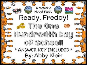 Ready, Freddy! The One Hundredth Day of School! (Abby Klein) Novel Study