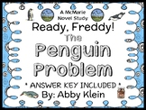 Ready, Freddy! The Penguin Problem (Abby Klein) Novel Study / Comprehension