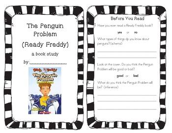 Ready, Freddy The Penguin Problem Book Study