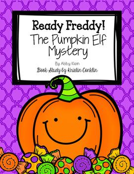 Ready Freddy! The Pumpkin Elf Mystery