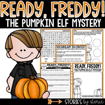 Ready, Freddy! The Pumpkin Elf Mystery