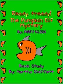 Ready, Freddy! The Pumpkin Elf Mystery Book Study