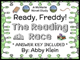 Ready, Freddy! The Reading Race (Abby Klein) Novel Study / Reading Comprehension