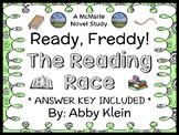 Ready, Freddy! The Reading Race (Abby Klein) Novel Study / Comprehension