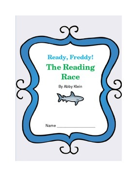 "Ready Freddy ""The Reading Race"" by Abby Klein"