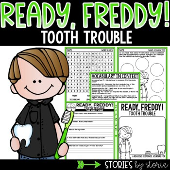Ready, Freddy! Tooth Trouble