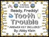 Ready, Freddy! Tooth Trouble (Abby Klein) Novel Study / Comprehension (24 pages)
