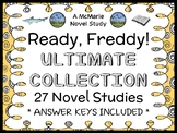 Ready, Freddy! Ultimate Collection (Abby Klein) 27 Novel Studies : Books #1-27