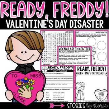Ready, Freddy! Valentine's Day Disaster