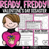 Ready, Freddy! Valentine's Day Disaster | Printable and Digital