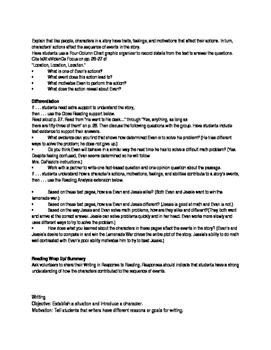 Ready GEN Unit 1 A Lesson Plans