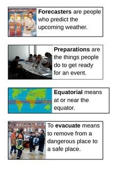 Grade 3 Ready GEN Unit 3 Module B Vocabulary Words