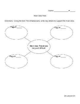 Ready Gen 3rd Grade Unit 2 Module A Reading Analysis Organizers