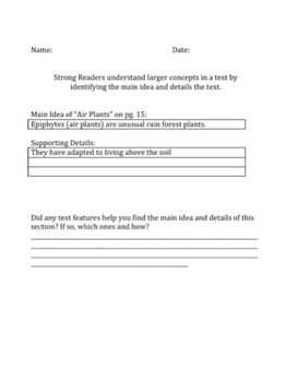 Ready Gen 5th Grade - Differentiation lessons 9-10 Module B