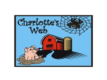 Ready Gen Charlotte's Web Smartboard Lessons 1-4
