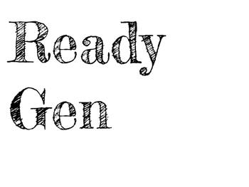 Ready Gen Concept Board
