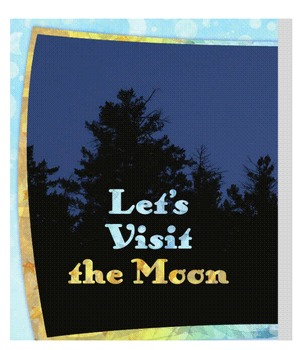 Ready Gen First Grade : Let's Visit the Moon - Smartboard Version