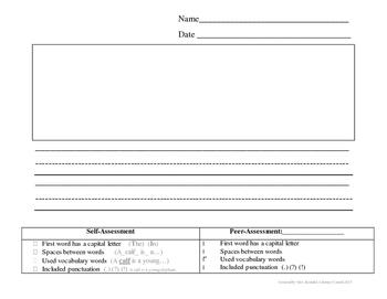 Ready Gen Grade 1 Paper Choice for Unit 1 Module B