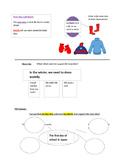 Ready Gen Grade 1 Unit 2 Module B Lesson 6- Main Idea & Ke